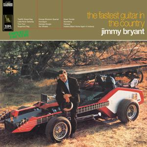 Jimmy Bryant - The Fastest Guitar in the Country lp