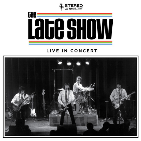 Late Show - Live In Concert cd (Trashy Creatures Records)