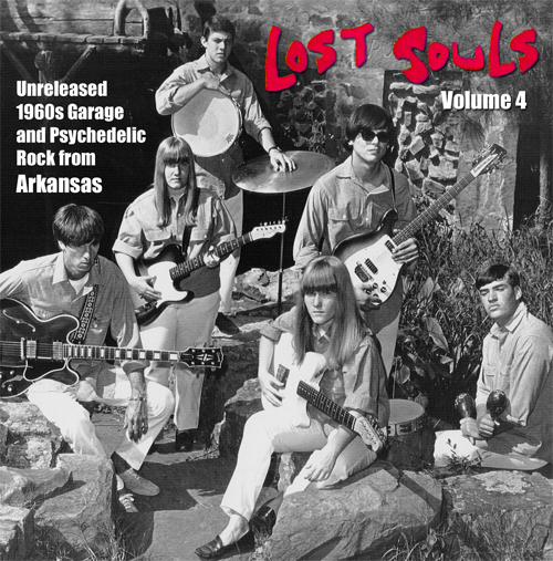 Lost Souls Volume 4 lp (Psych of the South)