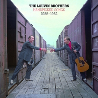 Louvin Brothers - Handpicked Songs/Satan cd (Light In The Attic)