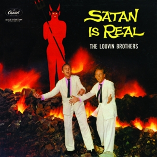 Louvin Brothers - Satan Is Real lp (Light In The Attic)