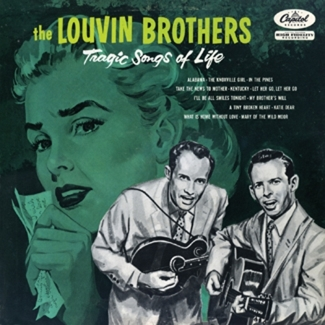 Louvin Brothers - Tragic Songs Of Life lp (Light In The Attic)