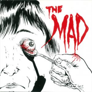 "The Mad - Eyeball / I Hate Music 7"" (1977, Japan)"