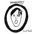 "Manateees - Cat Food / Treehouse 7"" (Goner) BLACK Vinyl"