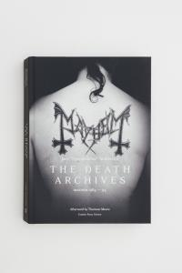 Mayhem - The Death Archives book (Ecstatic Peace Library)