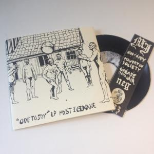 "Mystic Inane - Ode to Joy 7"" (Negative Jazz)"