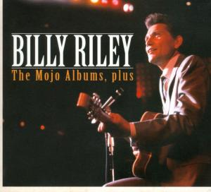Billy Riley - The Mojo Albums cd (Bear Family)