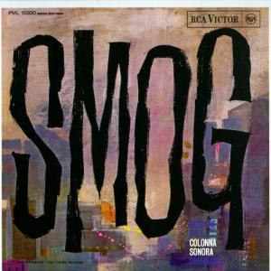Chet Baker and Piero Umiliani - Smog OST lp