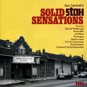 Solid Stax Sensations - Various Stax Artists cd (Ace)