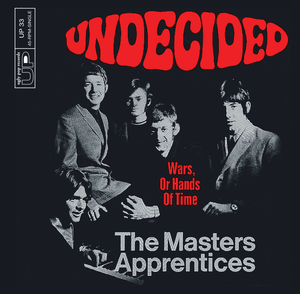 "Masters Apprentices - Undecided 7"" (Ugly Pop)"