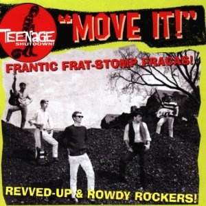 Move It! cd (Teenage Shutdown)