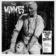 Mummies - Tales From the Crypt lp (Fan Club)