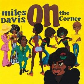 Miles Davis - On The Corner lp (Columbia / Scorpio)