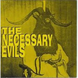 "Necessary Evils - Thrill Pill / Twist Grind, Rock.. 7"" (Crypt)"