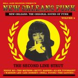 New Orleans Funk Volume 2 cd (Soul Jazz Records)