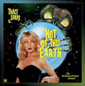 Not Of This Earth Soundtrack lp (Terror Vision)