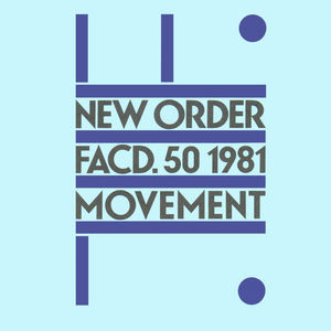 New Order - Movement lp (Rhino)