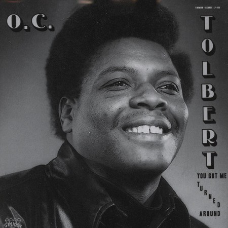OC Tolbert - You Got Me Turned Around lp (Timmion, Finland)