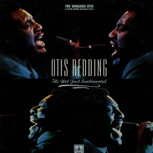Otis Redding - It's Not Just Sentimental - 14 Unheard tracks lp