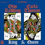 Otis Redding & Carla Thomas - The King & Queen lp (Sundazed)