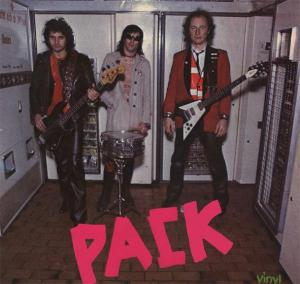 Pack - s/t lp (Ugly Pop)