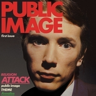Public Image Ltd. - First Issue lp (Light In The Attic)