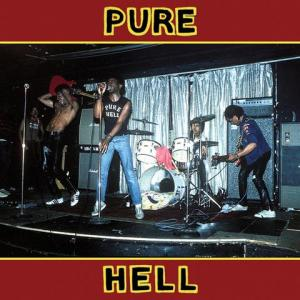 "Pure Hell - Wild One RSD GOLD VINYL"" 2017 7"" (In The Red)"