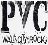 PVC Wall City Rock cd (Incognito, GER)