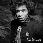 Jimi Hendrix - People, Hell, and Angels dbl lp (Experience)