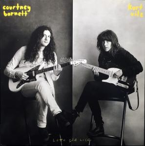 Kurt Vile / Courtney Barnett - Lotta Sea Lice cd (Matador)