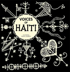 Maya Deren - Voices of Haiti lp (Fontome Phonographique)