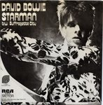 "David Bowie - Starman 7"" (Repro)"