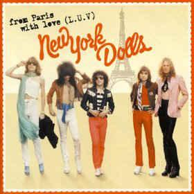 New York Dolls - From Paris With Love (L.U.V.) lp (Sympathy)