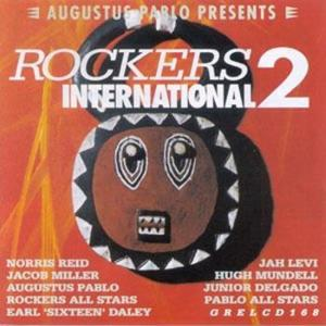 Rockers International Vol. 2 lp (Greensleeves)