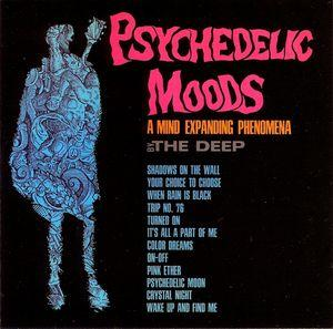 The Deep - Pschedelic Mods lp