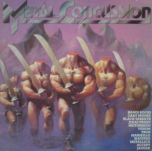Metal Concussion Compilation