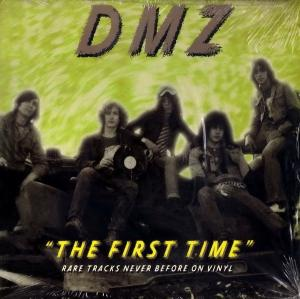 "DMZ - The First Time 10"" (Bomp)"