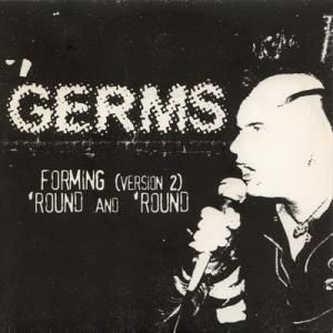 "Germs - Forming Version 2 7"" (alve/bomp)"
