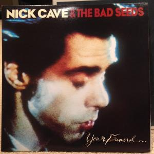 Nick Cave & The Bad Seeds - Your Funeral, My Trial dbl lp (Mute)