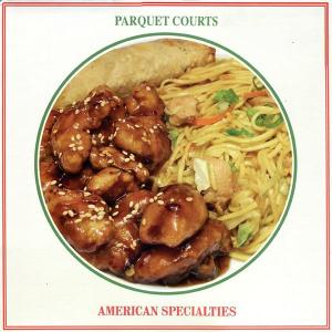 Parquet Courts - American Specialties lp (Play Pinball)