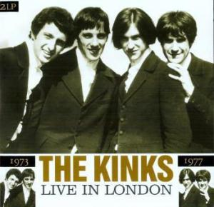The Kinks - Live In London lp (DMM)
