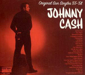 Johnny Cash - Original Sun Singles lp (Sundazed)