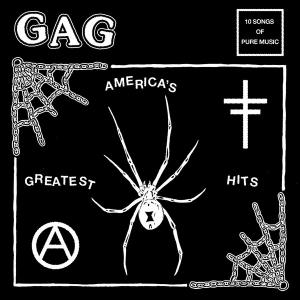 Gag - Americas Greatest Hits lp (ETT)