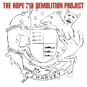 PJ Harvey - The Hope Six Demolition Project lp (Island/Vagrant)