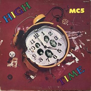 MC5 - High Time lp (Atlantic)