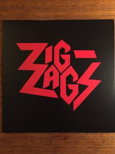 Zig Zags - Running out of Red lp (Castle Face)