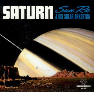 "Sun Ra - Saturn 7"" ( Sundazed)"