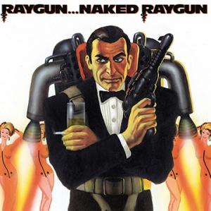 Naked Raygun - Raygun...Naked Raygun lp (Haunted Town)