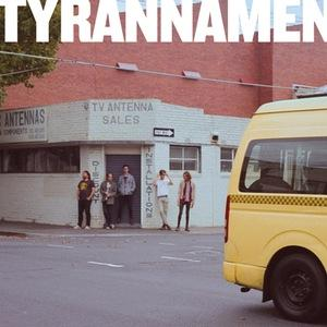 Tyrannamen lp (Cool Death, Australia)