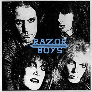Razor Boys - 1978 lp (Hozac)